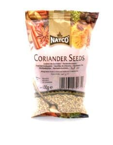 Coriander Seeds 100g | Buy Online at The Asian Cookshop