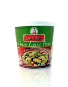 Mae Ploy Green Curry Paste Bulk 1KG | Buy Online at the Asian Cookshop
