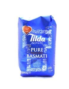 Tilda Basmati Rice 1Kg  | Buy Online at The Asian Cookshop