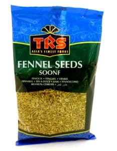 400g Fennel Seeds | Buy Online at The Asian Cookshop