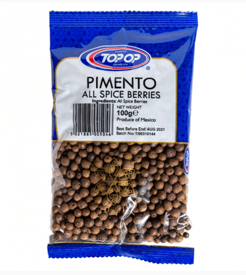 500g Allspice Berries (Whole Pimento Seeds)