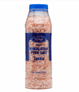 750G Coarse Virgin Himalayan Pink Salt | Buy Online at the Asian Cookshop