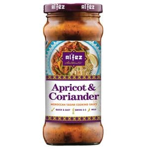 Al'fez Moroccan Apricot & Coriander Tagine Sauce | Buy Online at the Asian Cookshop