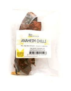 Anaheim Chillies (Dried New Mexican Chilli) | Buy Online at the Asian Cookshop