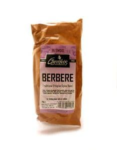 Berbere Spice | Buy Online at The Asian Cookshop
