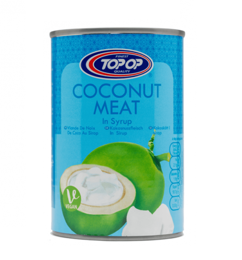 Buko Young Coconut Meat in Syrup | Buy Online at the Asian Cookshop