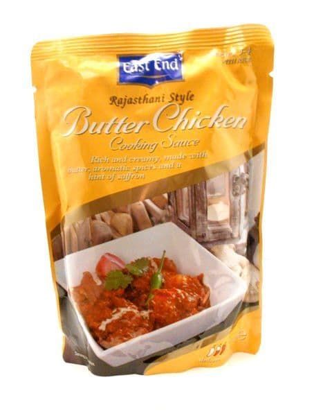 Butter Chicken Cooking Sauce by East End