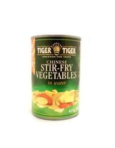 Chinese Stir Fry Vegetables | Buy Online at The Asian Cookshop.
