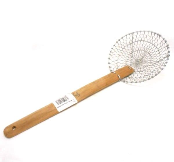 Chinese Wire Skimmer [Strainer/Spider] | Buy Online at The Asian Cookshop.
