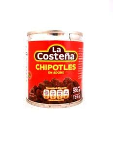 Chipotles in Adobo Sauce by La Costena   Buy Online at the Asian Cook Shop