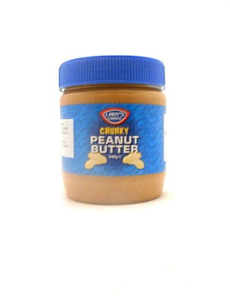 Chunky Peanut Butter by Lady's Choice | Buy Online at The Asian Cookshop