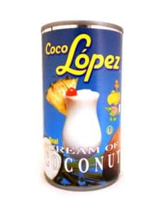 Coco Lopez Cream of Coconut | Buy Online at The Asian Cookshop