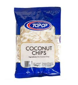 Coconut Chips by Topop | Buy Online at The Asian Cookshop