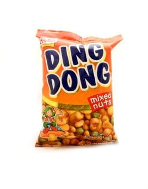 Ding Dong Mixed Nuts Snack