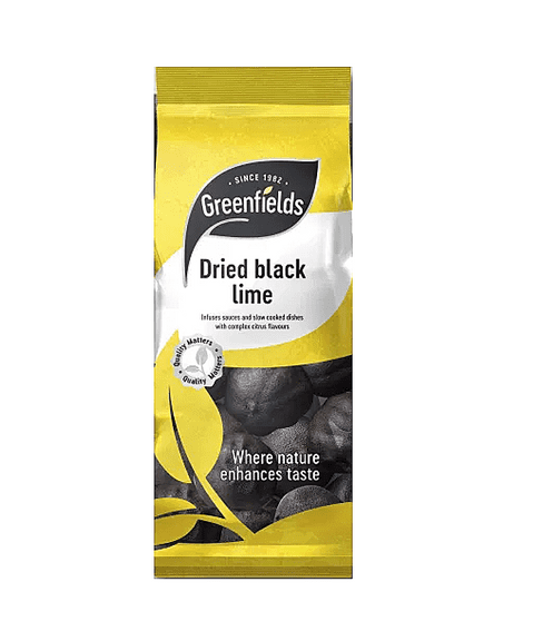 Dried Black Lime by Greenfields