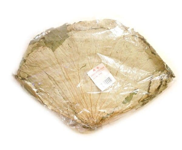 Dried Lotus Leaves   Buy Online at the Asian Cookshop.