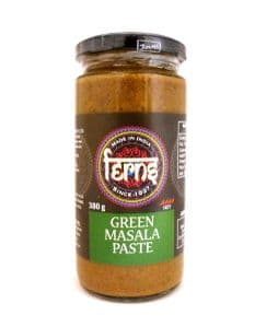 Ferns Green Masala Curry Paste | Buy Online at The Asian Cookshop.