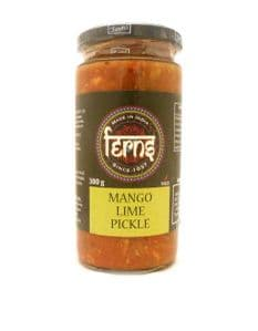Ferns Mango & Lime Pickle   Buy Online at The Asian Cookshop.