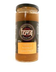 Mango Chutney by Ferns | Buy Online at the Asian Cookshop