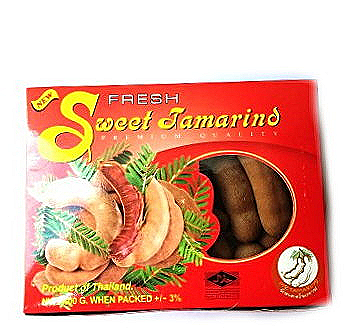 Fresh Sweet Tamarind Pods | Buy Online at the Asian Cookshop