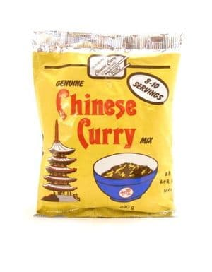 Genuine Chinese Curry Mix (Powder) (20% off, was £1.99 (BB OCT 21)