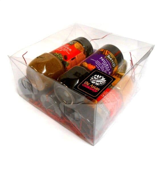 GIFT The Natco Spice Jar Box | Buy Online at the Asian Cookshop
