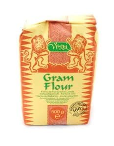 Gram Flour (Chickpea Flour) | Buy Online at The Asian Cookshop.
