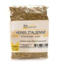 Herbs Italienne | Buy Online at The Asian Cookshop.