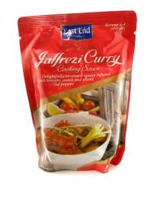 Jalfrezi Curry Cooking Sauce by East End   Buy Online at the Asian Cookshop