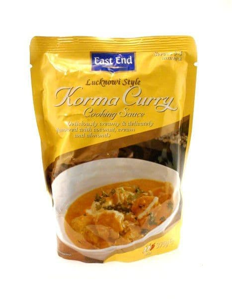 Korma Curry Cooking Sauce by East End