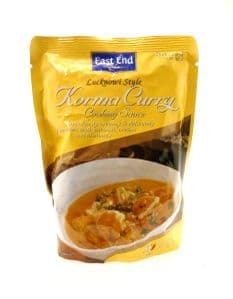 Korma Curry Cooking Sauce by East End | Buy Online at the Asian Cookshop