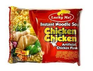 Lucky Me Chicken Flavour Instant Noodles
