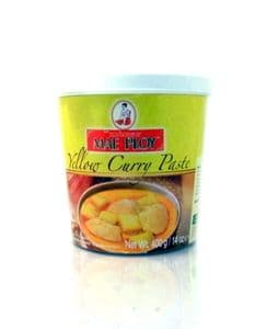 Mae Ploy Yellow Curry Paste | Buy Online at the Asian Cookshop