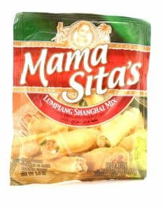 Mama Sita's Spring Roll Seasoning [Lumpiang Shanghai Mix] | Buy Online at the Asian Cookshop