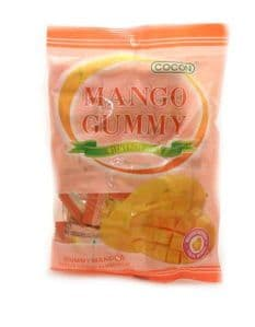 Mango Gummy [Jelly Sweets With Fruit Juice] by Cocon | Buy Online at the Asian Cookshop