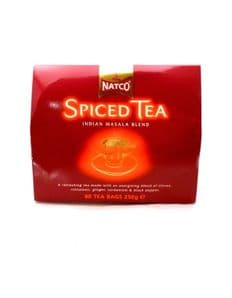 Natco Spiced Tea [Indian Masala Chai Blend] | Buy Online at the Asian Cookshop