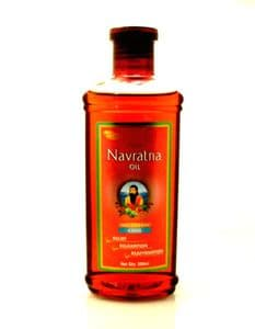 Navratna Herbal Cool Hair Oil | Buy Online at The Asian Cookshop.