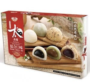 Royal Family Assorted Mixed Mochi | Buy Online at the Asian Cookshop