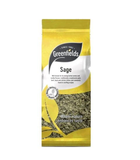 Sage (Dried) By Greenfields