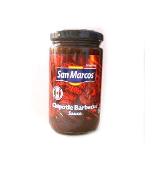 San Marcos Mexican Chipotle BBQ Sauce