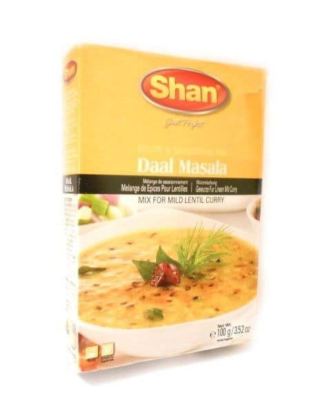 Shan Daal Masala [mix for mild dal lentil curry]