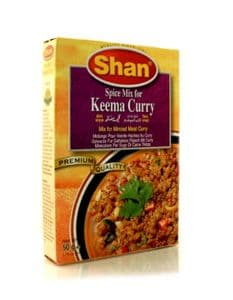 Shan Keema Curry [mix for minced meat curry]   Buy Online at The Asian Cookshop.