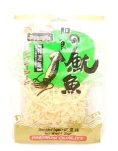Shredded Squid Snack [Ready to Eat]| Buy Online at The Asian Cookshop