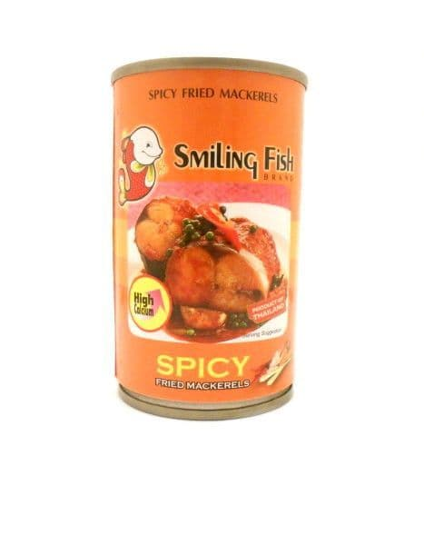 Spicy Fried Mackerel by Smiling Fish