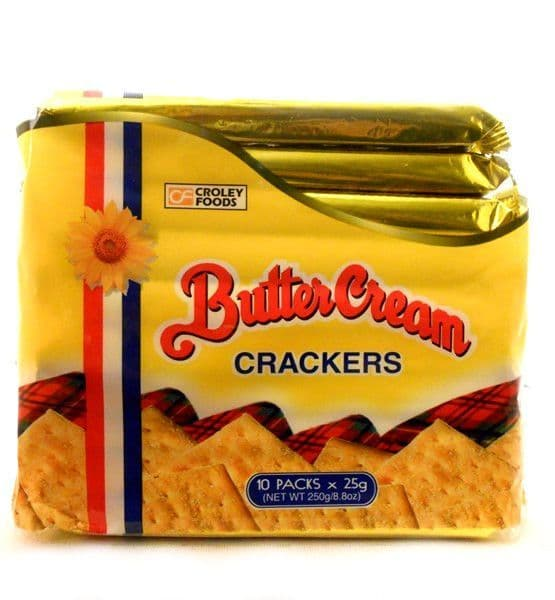 Butter Cream Crackers by Croley Foods   Buy Online at the Asian Cookshop