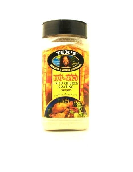 Hot & Spicy Chicken Fry Mix [Coating for Fried Chicken]   Buy Online at the Asian Cookshop