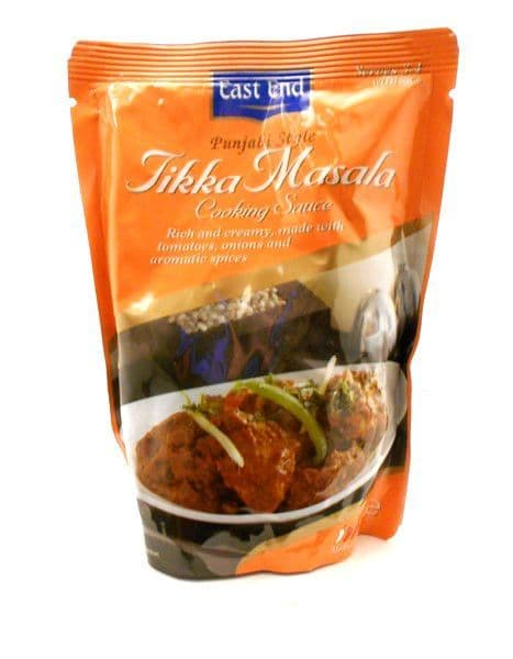 Tikka Masala Cooking Sauce by East End