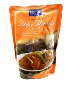 Tikka Masala Cooking Sauce by East End | Buy Online at the Asian Cookshop