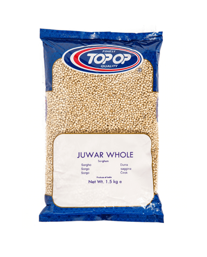 Whole Sorghum Seeds (Whole Juwar) 1.5KG | Buy Online at The Asian Cookshop.