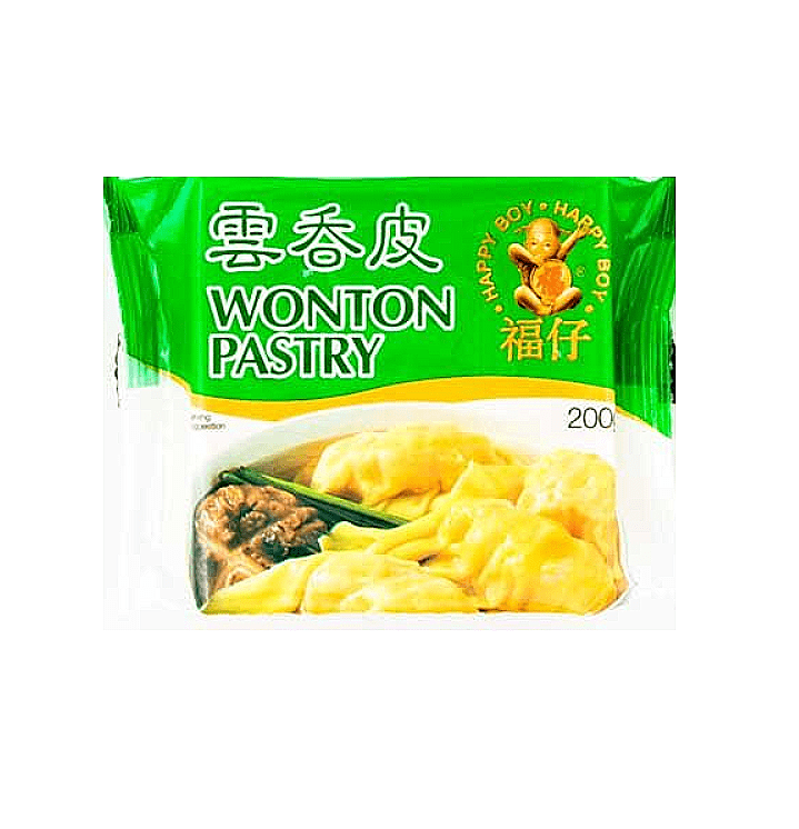 Wonton Skin (Wrappers) (Wonton Pastry Wraps)   Buy Online at the Asian Cookshop